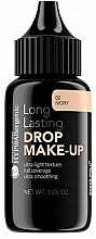 Parfumuri și produse cosmetice Fond de ten - Bell Hypoallergenic long Lasting Drop Make-Up Base