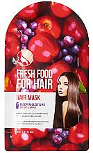 """Parfumuri și produse cosmetice Mască """"Măr și struguri"""" pentru hidratarea părului - Superfood For Skin Fresh Food For Hair"""