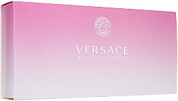 Versace Bright Crystal - Set (edt 5 + sh/g 25 + b/l 25) — Imagine N1