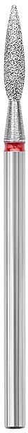 Freză diamant - NeoNail Professional Flame No.02/S — Imagine N1
