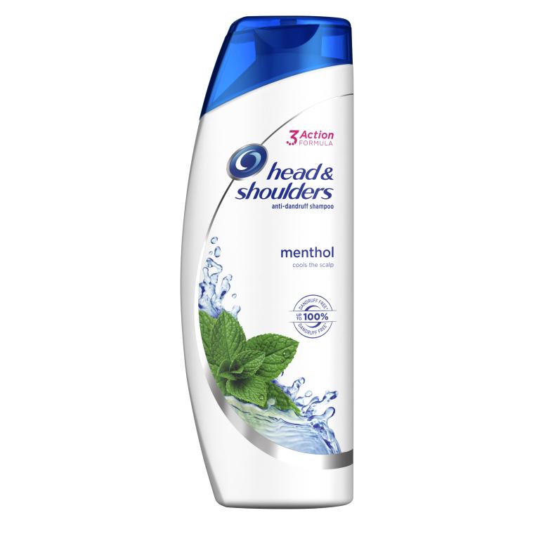 "Șampon anti-mătreață ""Mentol"" - Head & Shoulders Menthol"