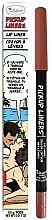 Parfumuri și produse cosmetice Creion de buze - TheBalm Pickup Liners