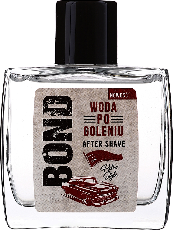 Loțiune după ras - Bond Retro Style After Shave Lotion — Imagine N3