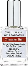 Parfumuri și produse cosmetice Demeter The Library Of Fragrance Cinnamon Bun - Apă de colonie