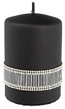 Parfumuri și produse cosmetice Lumânare aromată, 7x10 cm - Artman Crystal Black