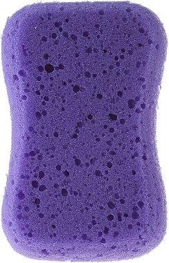 Burete de baie, alb-violet, 6019 - Donegal — Imagine N2