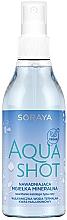 Parfumuri și produse cosmetice Spray hidratant pentru față - Soraya Aquashot