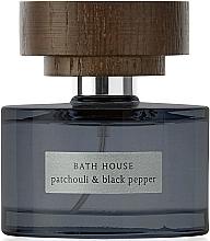 Parfumuri și produse cosmetice Bath House Patchouli & Black Pepper - Parfum