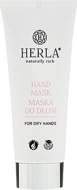 Mască hidratantă pentru mâini - Herla Hand Mask — Imagine N1