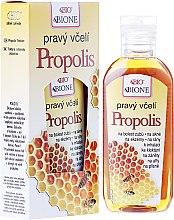 Parfumuri și produse cosmetice Balsam cu extract de propolis pentru corp - Bione Cosmetics Honey + Q10 Pure Bee Propolis