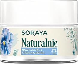 Parfumuri și produse cosmetice Cremă hidratantă de față - Soraya Naturalnie Day Cream