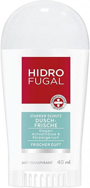 "Antiperspirant stick ""Prospețime"" - Hidrofugal Shower Fresh Stick"