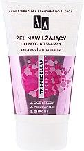 Parfumuri și produse cosmetice Gel hidratant - AA Cosmetics Tri-Micellar
