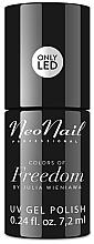 Parfumuri și produse cosmetice Gel lac de unghii - NeoNail Professional Colors Of Freedom By Julia Wieniawa