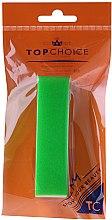 Parfumuri și produse cosmetice Pilă pentru unghii 120/150, 74813, verde - Top Choice Colours Nail Block