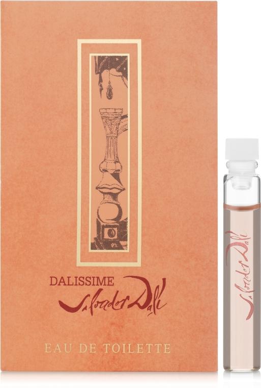 Salvador Dali Dalissime - Apă de toaletă (mostră)