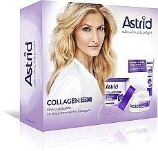 Parfumuri și produse cosmetice Set - Astrid Collagen Pro(cr/50ml+eye/cream/15ml)