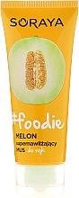 Parfumuri și produse cosmetice Mousse hidratant pentru mâini - Soraya Foodie Melon Mus