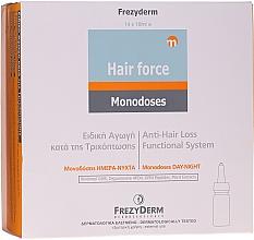 Parfumuri și produse cosmetice Picături pentru scalp împotriva cheliei - Frezyderm Hair Force