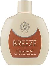 Parfumuri și produse cosmetice Breeze Classico - Deodorant parfumat