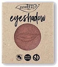 Parfumuri și produse cosmetice Farduri minerale de ochi, mat - PuroBio Cosmetics Ecological Eyeshadow Matte Refill