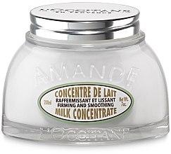 Parfumuri și produse cosmetice Lăptișor pentru corp - L'Occitane Almond Milk Concentrate