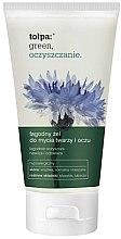 Parfumuri și produse cosmetice Gel demachiant facial - Tolpa Green Cleanup Gel