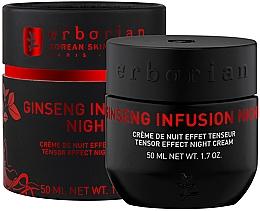 Parfumuri și produse cosmetice Cremă de noapte pentru față - Erborian Ginseng Infusion Night Cream