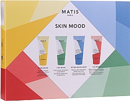 Parfumuri și produse cosmetice Set - Matis Responce Preventive Skin Mood Set (b/balm/50ml + f/cr/20ml + f/essence/20ml + f/mask/20ml)