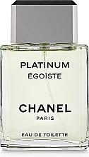 Parfumuri și produse cosmetice Chanel Egoiste Platinum - Apă de toaletă