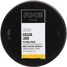 Parfumuri și produse cosmetice Pastă pentru styling - Axe Urban Casual Look Flexible Paste