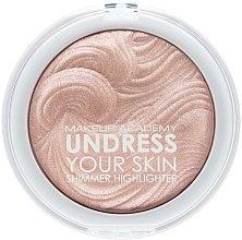 Духи, Парфюмерия, косметика Хайлайтер для лица - MUA Makeup Academy Shimmer Highlighter Powder