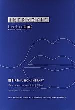 Parfumuri și produse cosmetice Mască hidrogel pentru buze - Infracyte Luscious Lips Anti-Aging Lip Treatment