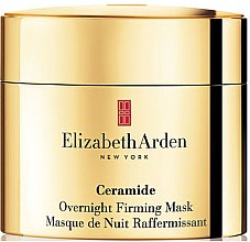 Parfumuri și produse cosmetice Mască pentru față și decolteu - Elizabeth Arden Ceramide Overnight Firming Mask