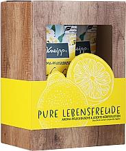Parfumuri și produse cosmetice Set - Kneipp Enjoy Life (sh/gel/200ml + b/milk/200ml)