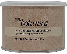 Parfumuri și produse cosmetice Ceară depilatoare, în borcan - Trico Botanica Depil Botanica Micromica