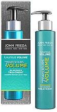 Parfumuri și produse cosmetice Loțiune de păr pentru volum rezistent - John Frieda Luxurious Volume 7-Day In-Shower Treatment