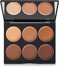 Parfumuri și produse cosmetice Set pentru conturarea feței - Sleek MakeUP Cream Contour Kit