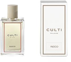 Духи, Парфюмерия, косметика Spray parfumat pentru casă - Culti Milano Room Spray Fuoco