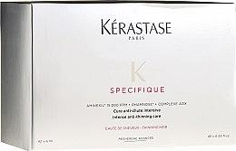 Parfumuri și produse cosmetice Tratament împotriva căderii părului - Kerastase Specifique Cure Aminexil