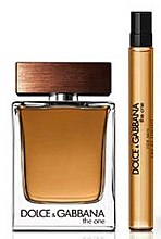 Parfumuri și produse cosmetice Dolce & Gabbana The One for Men - Set (edt/50ml + edt/10ml)