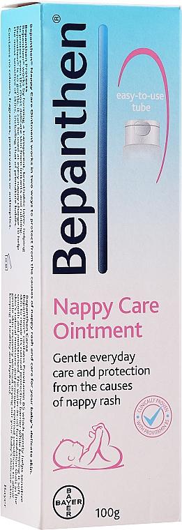 Защитная мазь для детей и мам - Bepanthen Baby Protective Salve