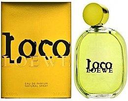Parfumuri și produse cosmetice Loewe Loco - Apă de parfum
