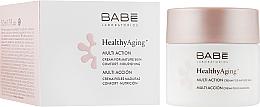 Духи, Парфюмерия, косметика Мультифункциональный крем для очень зрелой кожи - Babe Laboratorios Healthy Aging Multi Action Cream For Mature Skin