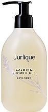 Parfumuri și produse cosmetice Gel de duș calmant cu extract de lavandă - Jurlique Calming Shower Gel Lavender
