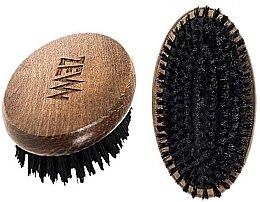 Щетка для бороды и усов - Zew Brush For Beard And Mustache — фото N2