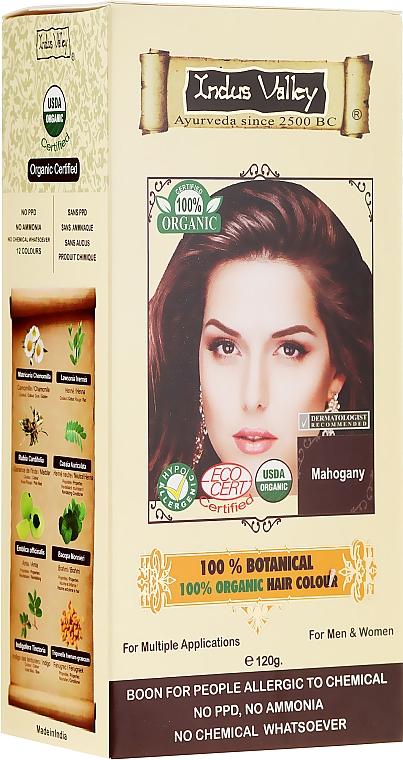 Vopsea de păr - Indus Valley 100% Botanical Hair Colour