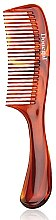 Parfumuri și produse cosmetice Pieptene 22.3 cm, maro - Donegal Hair Comb