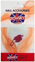 Parfumuri și produse cosmetice Strasuri pentru unghii, 00378, roz - Ronney Professional