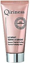 Parfumuri și produse cosmetice Mască de față minerală - Qiriness Thermal Purifying Mask